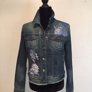 Nine West Jean Jacket